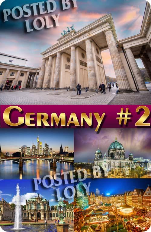 Germany #2 - Stock Photo