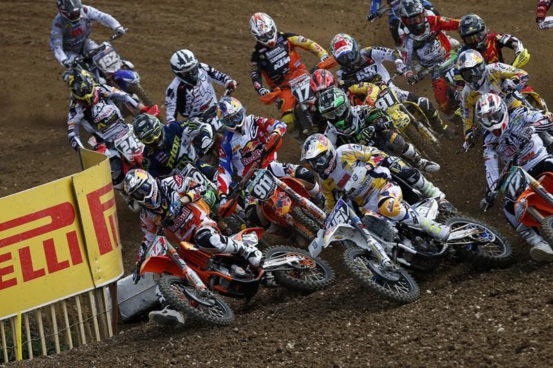 MXGP: результаты Гран При Франции
