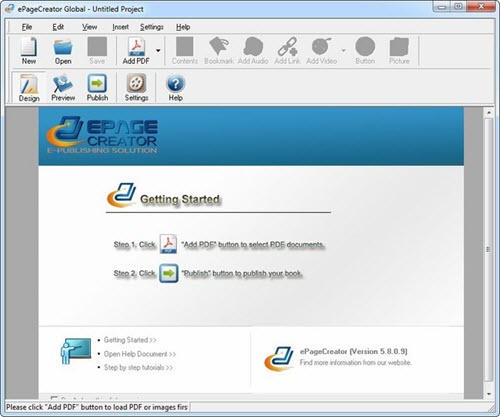 Alive Software ePageCreator 5.8.1.6 (All Editions)