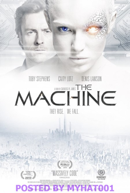 The Machine (2013) RETAiL DVDRip XviD-EVO