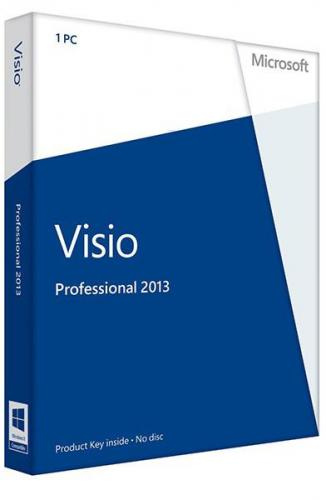 Microsoft Visio Professional 2013 15.0.4659.1000 SP1 RePacK by D!akov (x86/x64/RUS/ENG/UKR)