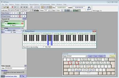Piano 2.5.1