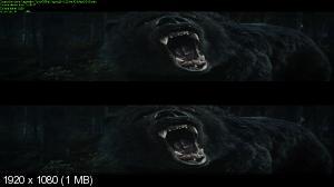 Легенды: Гробница дракона в 3Д / Legendary: Tomb of the Dragon 3D ( by Ash61) Вертикальная анаморфная