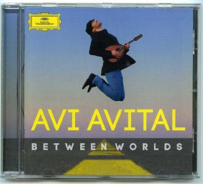 Avi Avital (mandolin) – Between Worlds / 2014 DG