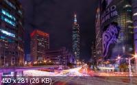 Архитектура крупнейших городов разных стран на фото. Часть 2