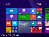 Microsoft Windows 8.1 with Update RTM 9600.17031 x86/x64 AIO by CtrlSoft(2014/ENG)