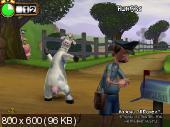 Рога и копыта / Barnyard (2006/RUS/ENG)
