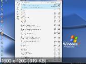 Windows XP SP3 с программами - Быстрая установка с помощью Acronis v1 (RUS/2014)