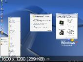 Windows XP SP3 с программами - Быстрая установка с помощью Acronis v1 (x86/RUS/2014)