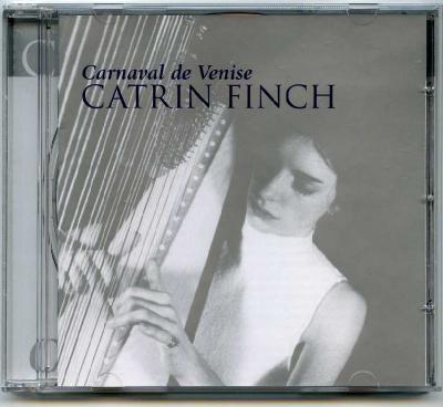 Catrin Finch (harp) – Carnaval de Venise / 2005 SAIN