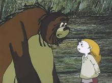 Глаша и Кикимора. Сборник мультфильмов (1978-1992) DVDRip-AVC