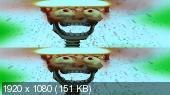 Война миров: Голиаф в 3Д / War of the Worlds: Goliath in 3D  Вертикальная анаморфная