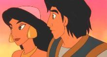 Аладдин и король разбойников / Aladdin and the King of Thiev (1996) DVDRip