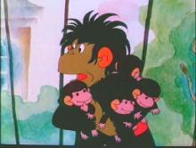 Осторожно, обезьянки (1983-1997) DVDRip