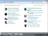 Windows 7 Ultimate SP1 Colour Glass by novik x86/x64 (RUS/2014)