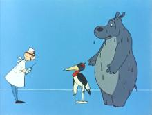 Про бегемота, который боялся прививок (1966) BDRip