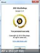 ISO Workshop 5.4