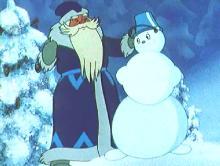 Дед Мороз и серый волк (1978) DVDRip