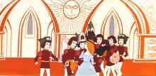 Дикие лебеди (1962) DVDRip