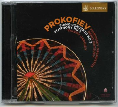Denis Matsuev – Prokofiev: Piano concerto No.3, Symphony No.5 (Mariinsky Orchestra, V.Gergiev) / 2014 MARIINSKY