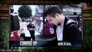 ������. ������ � �������� / The Road to Brazil. ���+ [������� 01-22] (2014) SATRip