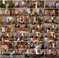 CollegeFuckParties - Aimee, Carolina, Carolina, Logan, Virginee - Real College Sex At Weekend Bash Part 1 [HD 720p]