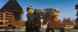 Лего. Фильм / The Lego Movie (2014) BDRip-AVC от HELLYWOOD {Лицензия}