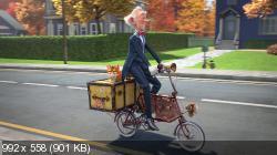 Кот Гром и заколдованный дом (2013) BDRip-AVC от HELLYWOOD {Лицензия}