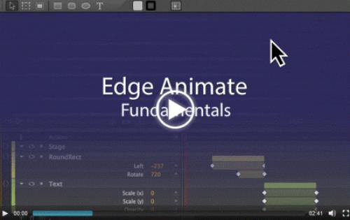 Train Simple - Edge Animate CC Fundamentals