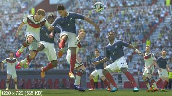 Pro Evolution Soccer 2014 World Challenge (2014) (ENG) PC | ��������