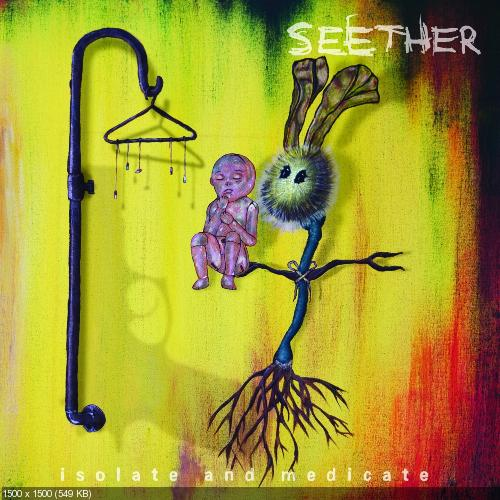 Seether - Isolate and Medicate (Deluxe Edition) (2014)
