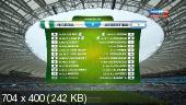 Футбол. Чемпионат мира 2014. Группа F. 3 тур. Нигерия - Аргентина. Россия HD [25.06] (2014) HDTVRip