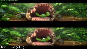 Рио 2 / Rio 2 (2014) BDRip 1080p | 3D-Video | halfOU | Лицензия