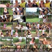 CollegeFuckParties - Lola, Raffaella, Dulsineya, Liana, Vlaska, Jewel - Picnic Fuck Party Movie Part 1 [HD 720p]