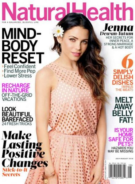 Natural Health - July/August 2014