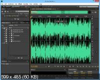 Adobe Audition CC 7.0 build 118 RePack by JFK2005