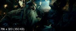 Хоббит: Нежданное путешествие (2012) BDRip-AVC от HELLYWOOD {Расширенная версия | Лицензия}