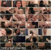 CollegeFuckParties - Logan, Eva Cats, Lera - Cottage Party With Nasty College Chicks Part 2 [SD]