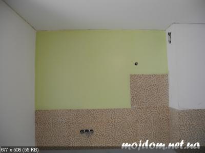 Как правильно красить стены B68a492fd14f9c1d5109233b54855b3d