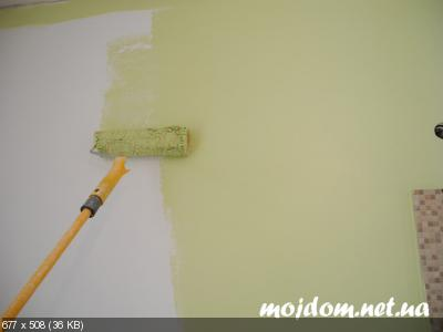 Как правильно красить стены 91a1c0880ca5bb2c3c3cd438300f4fbf