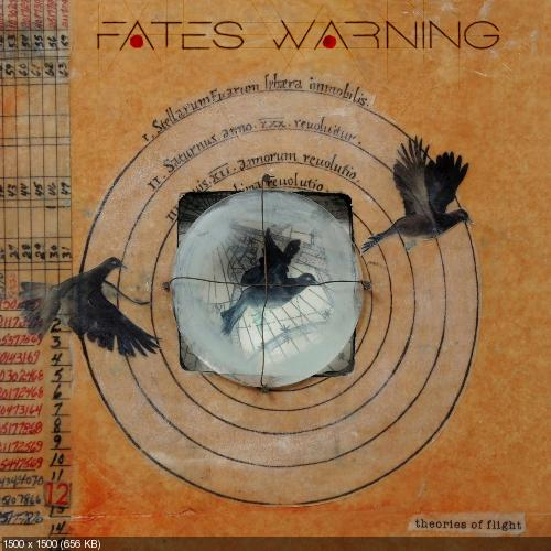 Fates Warning - Theories of Flight (Limited Edition Digipack) (2016)